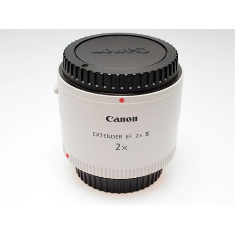 Canon 2x EF MkIII Extender thumbnail