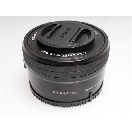 Sony 16-50mm F3.5-5.6 PZ OSS thumbnail
