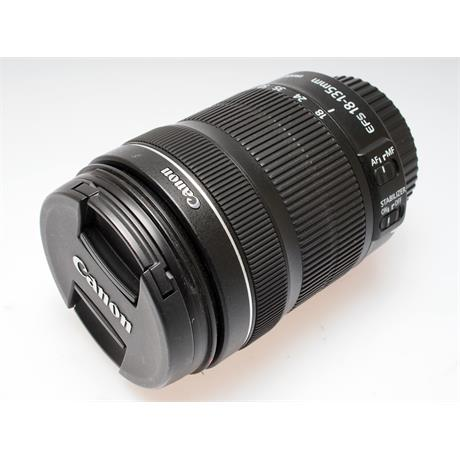 Canon 18-135mm F3.5-5.6 IS STM thumbnail