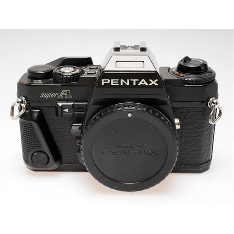 Pentax Super A Body Only thumbnail