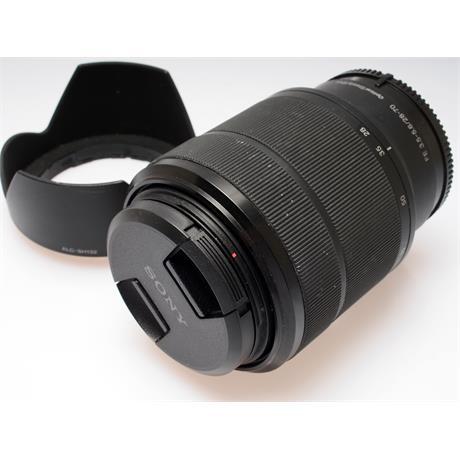 Sony 28-70mm F3.5-5.6 FE OSS thumbnail
