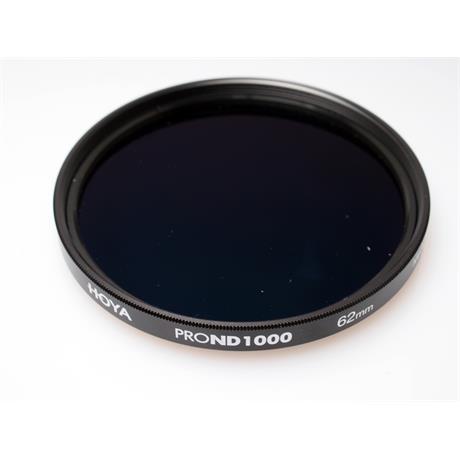 Hoya 62mm Pro ND1000 thumbnail