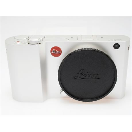 Leica T Silver Body Only thumbnail