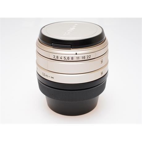 Contax 28mm F2.8 G thumbnail