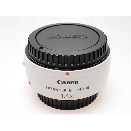 Canon 1.4x EF MkIII Extender thumbnail