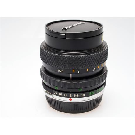 Olympus 35-70mm F3.5-4.5 Zuiko thumbnail