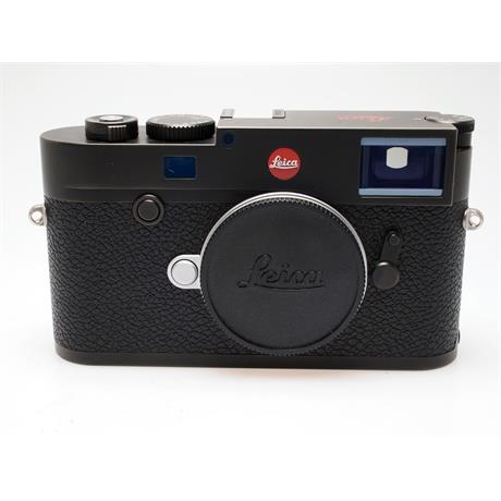 Leica M10 Body Only - Black thumbnail