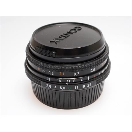 Contax 45mm F2.8 AE thumbnail