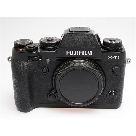 Fujifilm X-T1 Black Body Only thumbnail