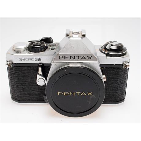 Pentax ME-Super Chrome Body Only thumbnail