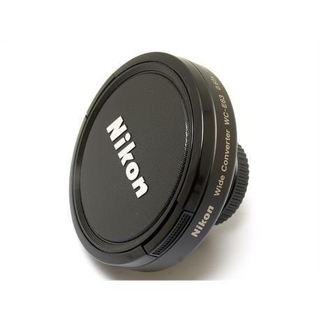 Nikon WC-E63 Wide Angle Converter thumbnail
