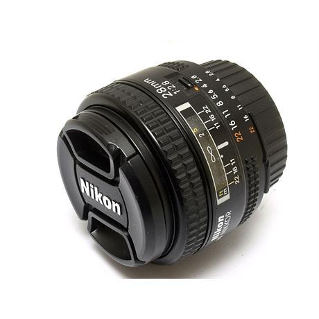 Nikon 28mm F2.8 AFN thumbnail