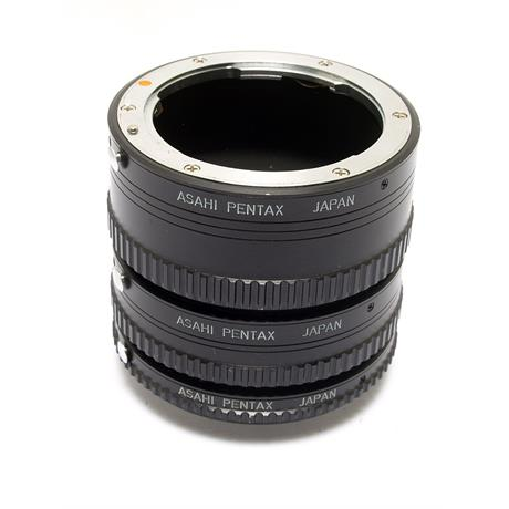 Pentax Extension Tube Set thumbnail