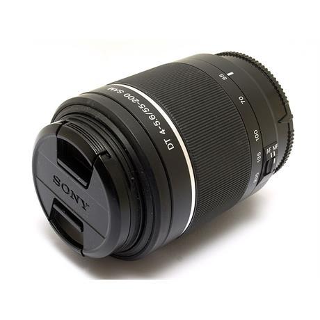 Sony 55-200mm F4-5.6 DT SAM thumbnail
