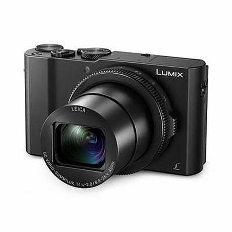 Panasonic DMC LX15 - Black thumbnail