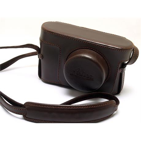 Leica Leather Ever Ready Case - Brown (X2) thumbnail
