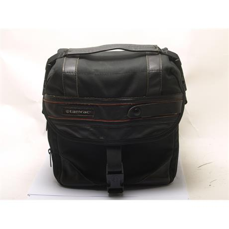 Tamrac 602 Expo 2 Shoulder Bag - Black thumbnail