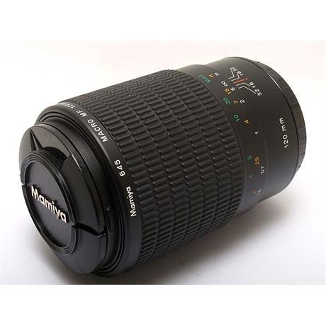 Mamiya 120mm F4 Macro MF thumbnail