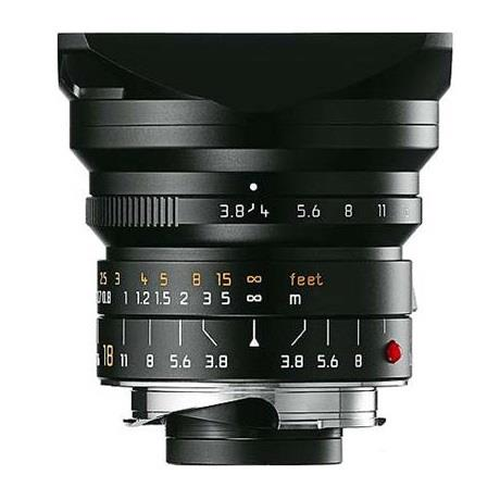 Leica 18mm F3.8 Asph M Black thumbnail