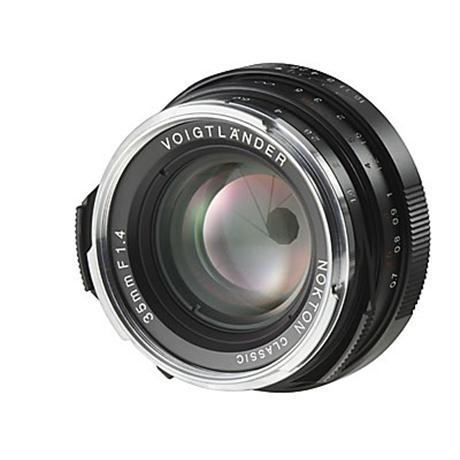 Voigtlander 35mm F1.4 VM Nokton SC  thumbnail