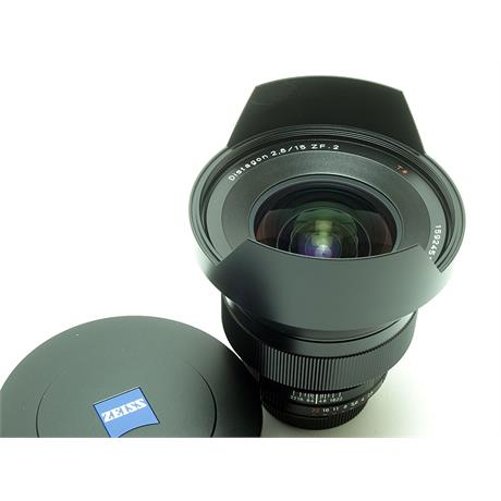 Zeiss 15mm F2.8 ZF.2 thumbnail