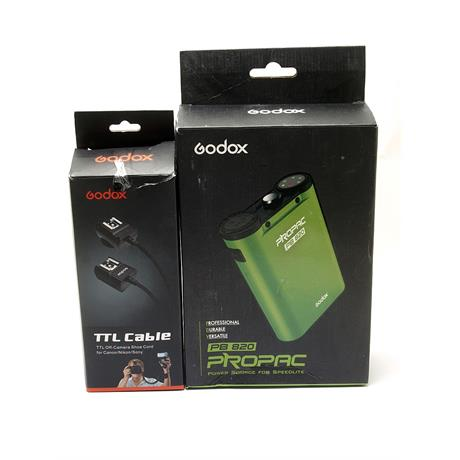 Godox Propac PB820 Battery Pack thumbnail