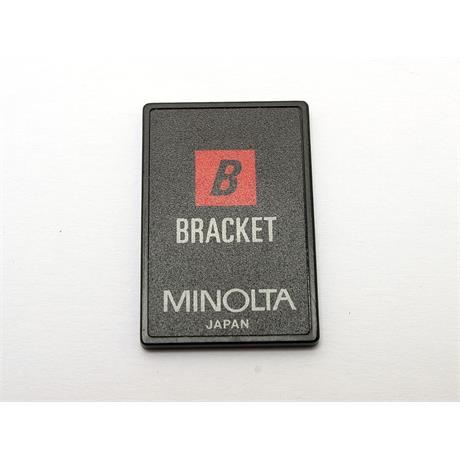 Minolta Bracket Card thumbnail