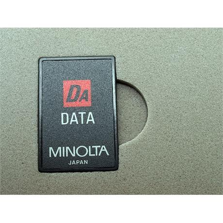 Minolta Data Card thumbnail