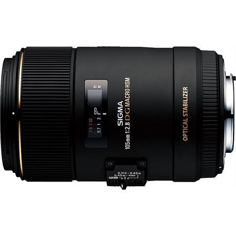 Sigma 105mm F2.8 Macro EX DG OS HSM - Canon EOS thumbnail