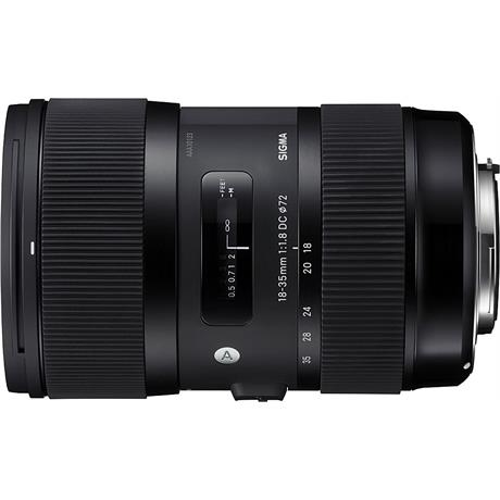 Sigma 18-35mm F1.8 DC HSM - Canon EOS thumbnail