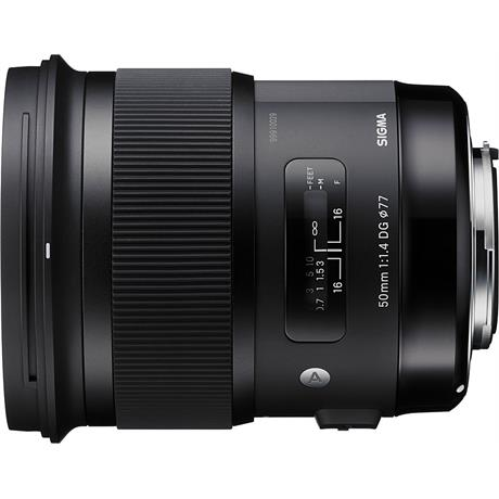 Sigma 50mm F1.4 DG HSM A - Nikon AF thumbnail
