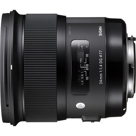 Sigma 24mm F1.4 DG HSM A - Canon EOS thumbnail