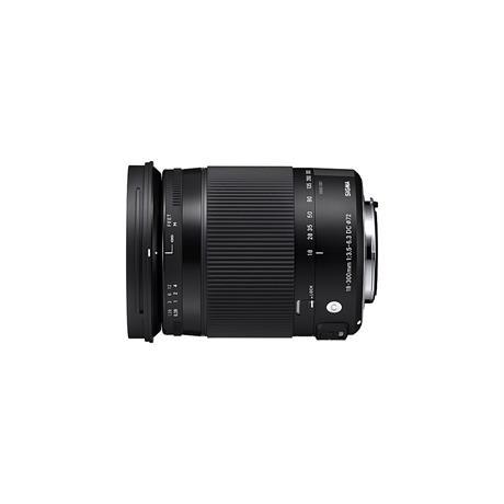Sigma 18-300mm F3.5-6.3 DC OS HSM Macro C - Nikon AF thumbnail