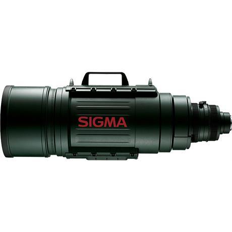 Sigma 200-500mm F2.8 APO EX DG - Sony AF thumbnail