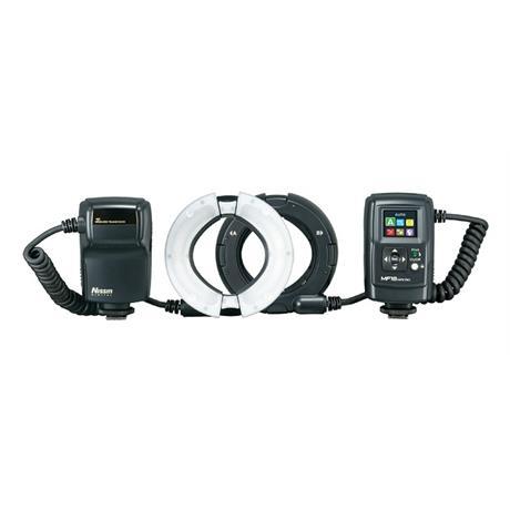 Nissin MF18 Macro Ring Flash - Nikon thumbnail
