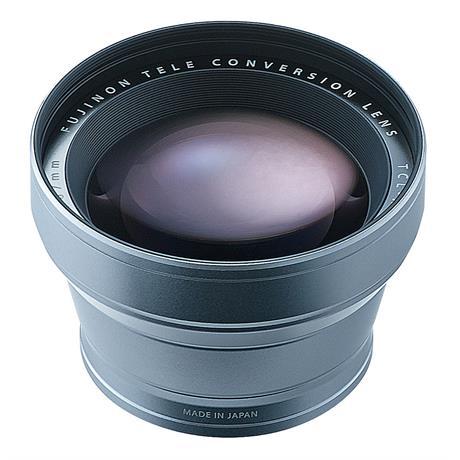 Fujifilm TCL-X100 II Tele Converter - Black  thumbnail