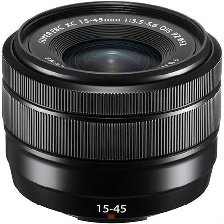 Fujifilm 15-45mm f3.5-5.6 OIS PZ XC - Black  thumbnail