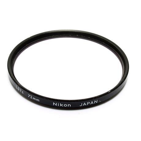 Nikon 72mm L37C UV filter thumbnail