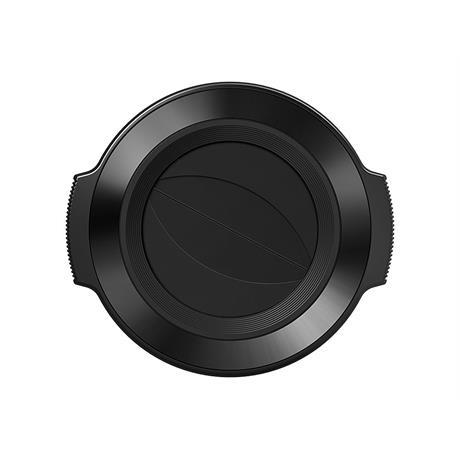 Olympus LC-37C Auto Lens Cap (14-42) - Black  thumbnail
