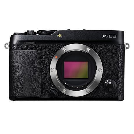 Fujifilm X-E3 + 18-55mm - Black thumbnail