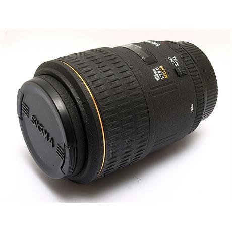 Sigma 105mm F2.8 EX DG Macro - Nikon AF thumbnail