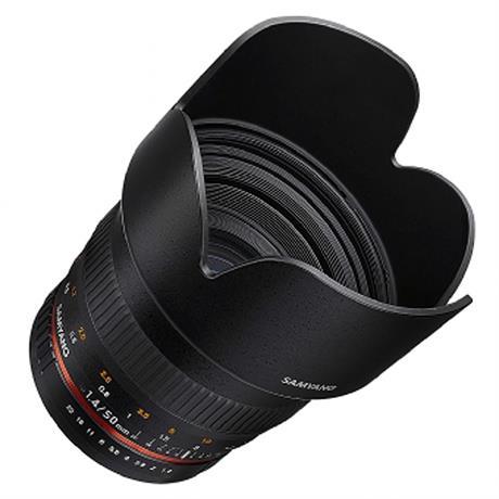 Samyang 50mm F1.4 AS UMC FE - Sony E thumbnail