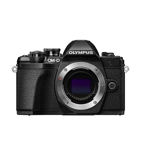 Olympus OM-D E-M10 III Body Only - Black thumbnail