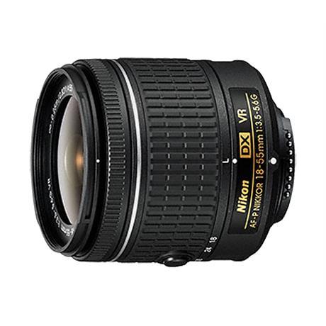 18-55mm F3.5-5.6 VR AF-P thumbnail