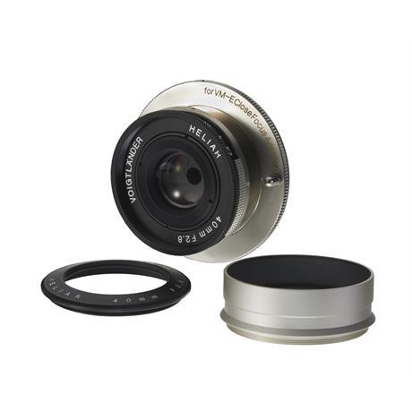 Voigtlander 40mm F2.8 VM Heliar thumbnail