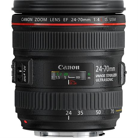 Canon 24-70mm F4 L IS USM thumbnail