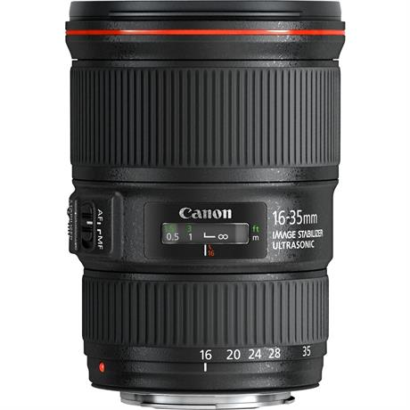 Canon 16-35mm F4 L IS USM - Voucher Code CAN10 thumbnail