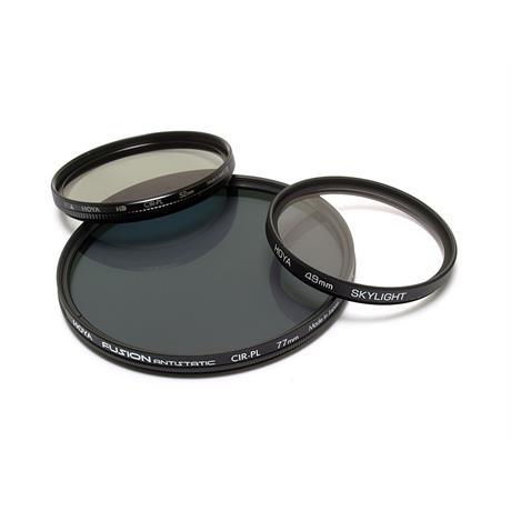 Hoya 62mm Circular Polarizer Fusion Antistatic thumbnail