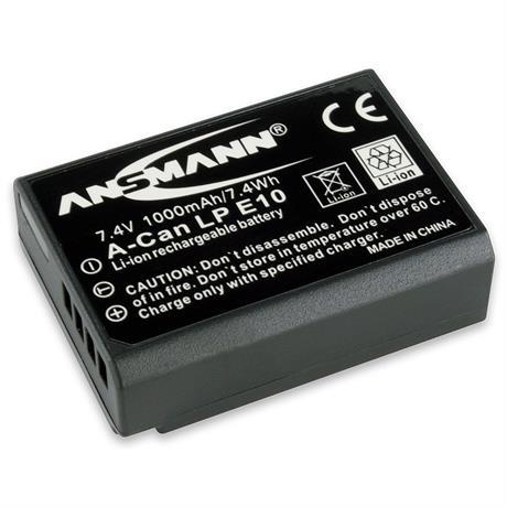 Ansmann LP-E10 ( Canon EOS 1100D / 1200D)  thumbnail