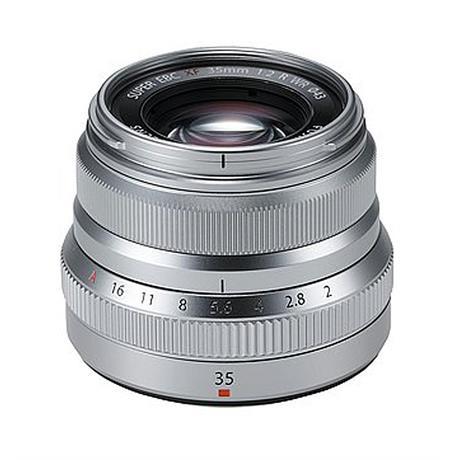 Fujifilm 35mm F2 XF WR - Silver thumbnail